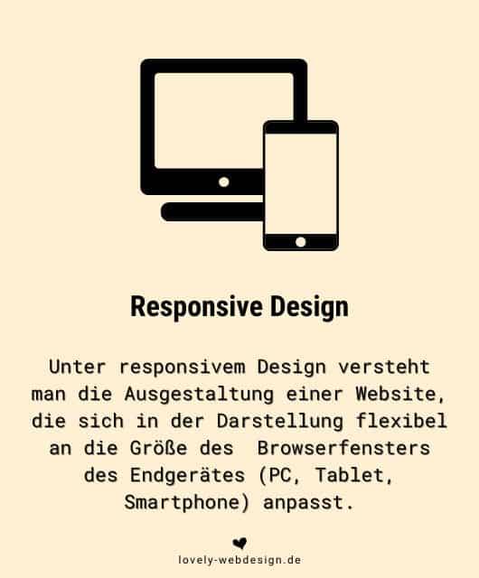 Webauftritte - Responsive Design